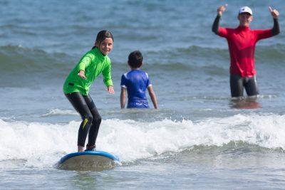 Surf Lesson 2017